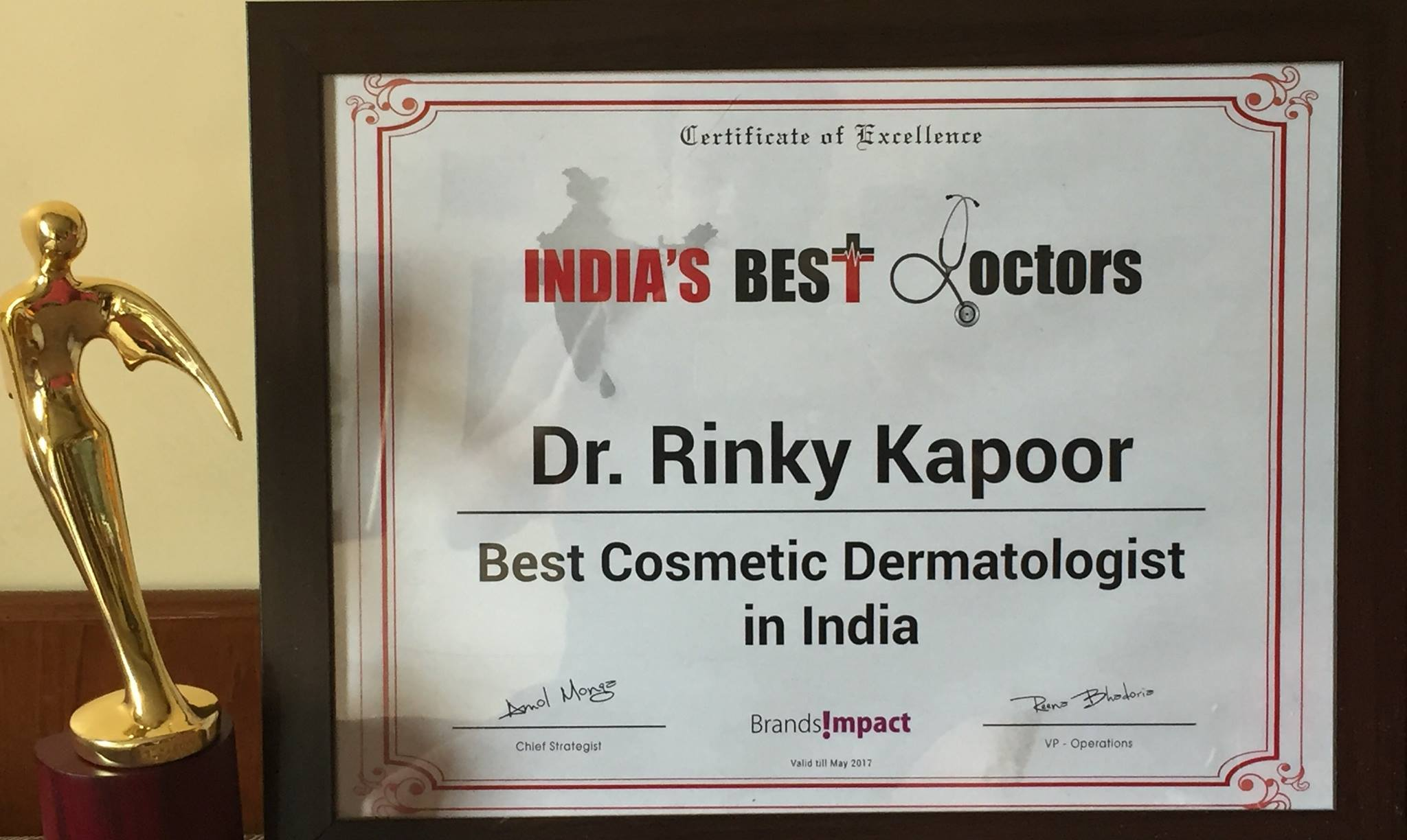 Dr Rinky Kapoor Best Cosmetic Dermatologist in India-min